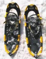 Snowshoe rentals at Sun Peaks