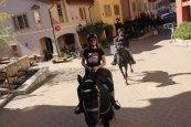 SunPeaks summer horse rides