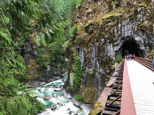 Othello Tunnels For Sun Peaks Visitors to Explore