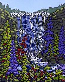 Winery and Waterfall Tour Sun Peaks