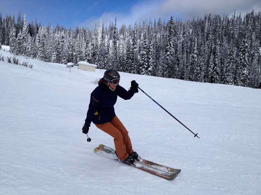 Is skiing the best winter activity at Sun Peaks