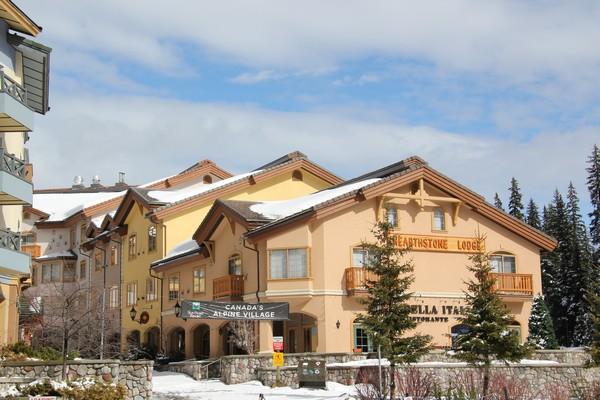 Hearthstone Lodge at Sun Peaks Resort