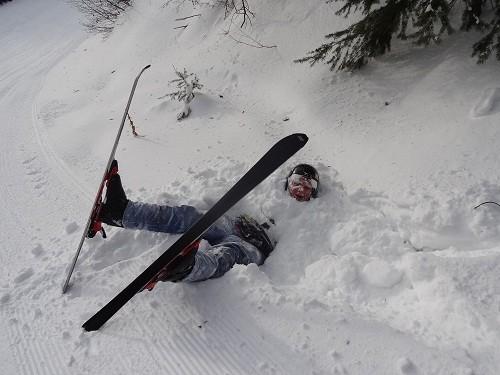 Sun Peaks ski injury massage
