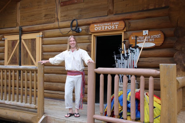 Review - Sun Peaks Canoe Tour McGillivray Lake Outpost
