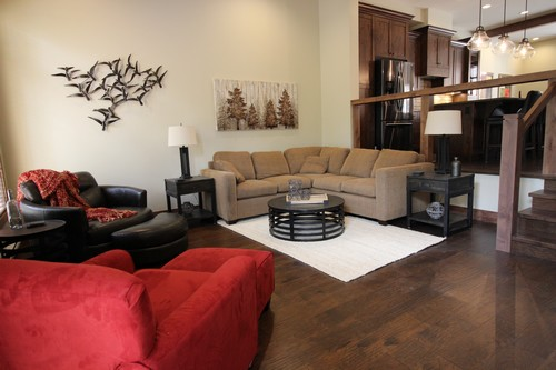 Village Walk Vacation Rental in Sun Peaks - luxurious townhouses