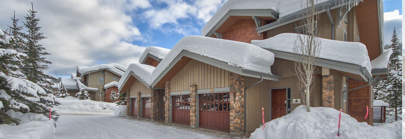 Sun Peaks Vacation Rental Trapper's Landing