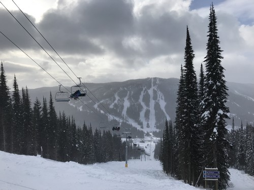 Orient chairlift opened Dec 24, 2018