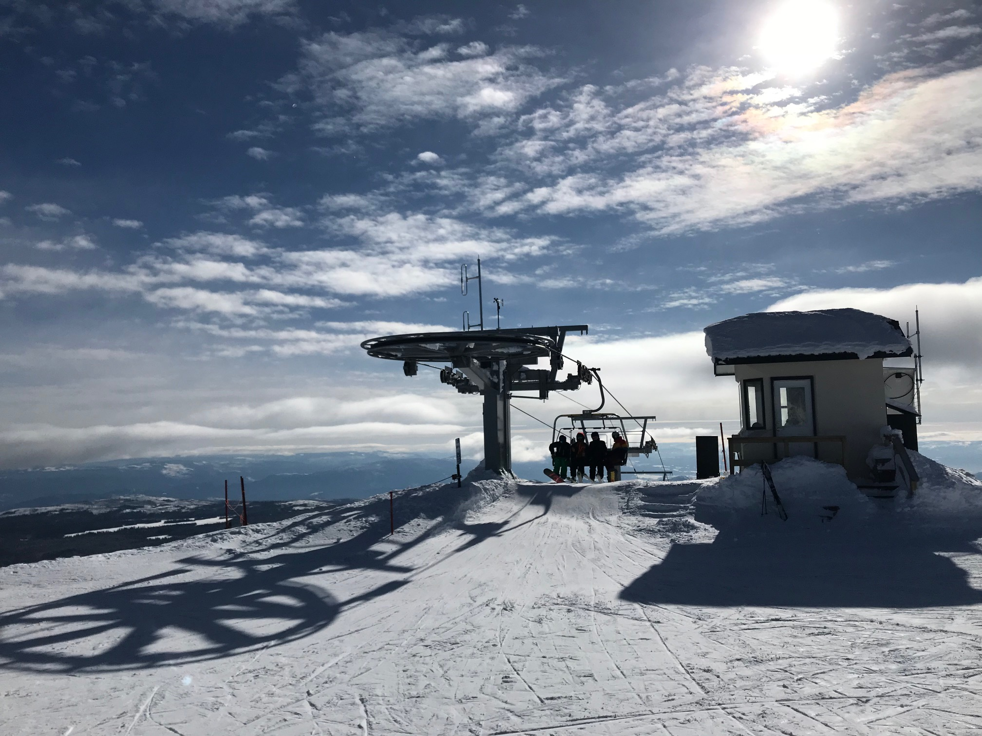 Top of the World Sun Peaks Expansion
