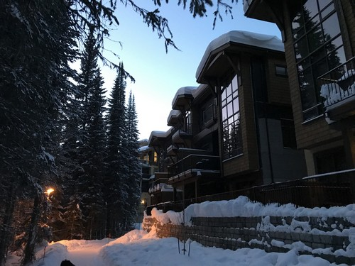#17 Village Walk Sun Peaks Vacation Rental