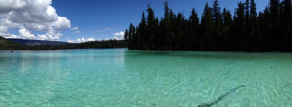 Johnson Lake BC (photo BestSunPeaks.com)