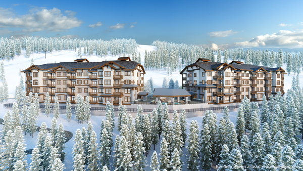 Elevation at Sun Peaks - new Sun Peaks real estate now selling