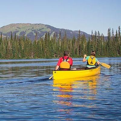 Sun Peaks Canoe Rentals