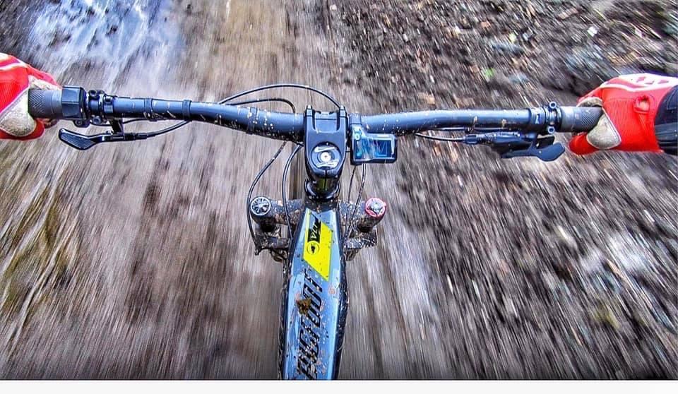 Sun Peaks E-Bike rentals (photo Bodie Shandro)