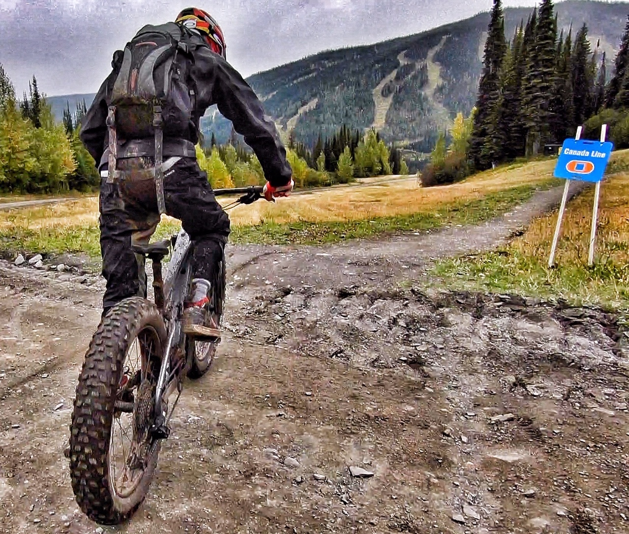 Sun Peaks E Bikes (electric assist) - photo Bodie Shandro