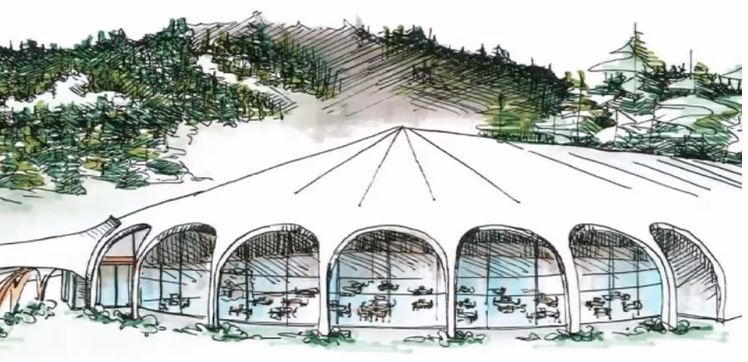 Plans Still in the work for a covered skating rink