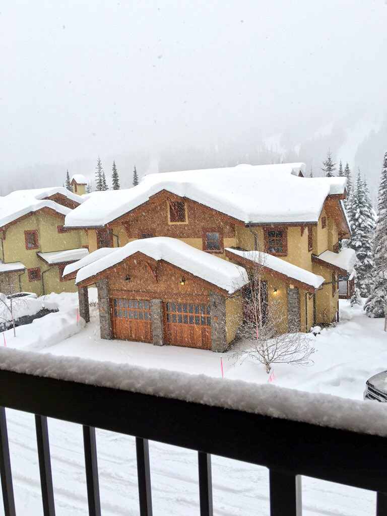 Trail's Edge Townhouses at Sun Peaks Resort, British Columbia
