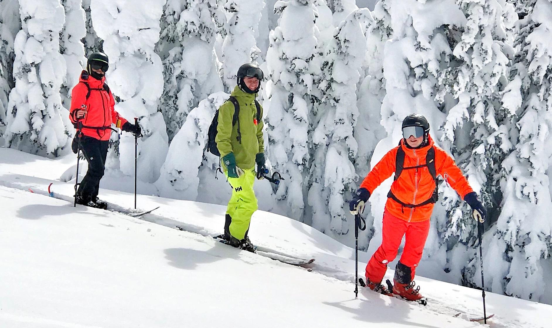 Sun Peaks Backcountry Tours
