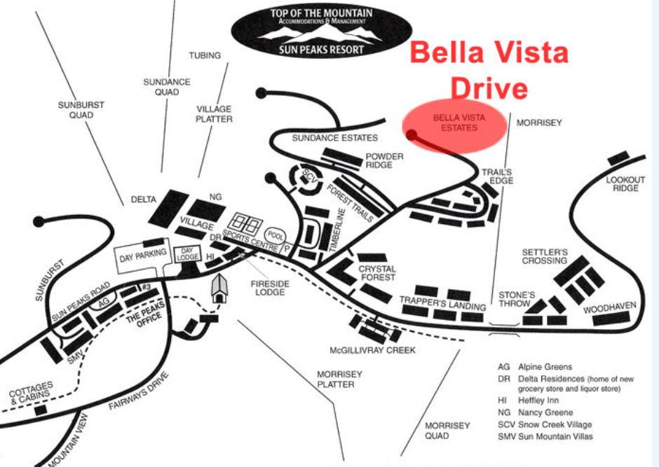 Bella Vista Luxury Rental Chalet