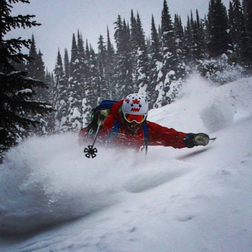The Gils Ski Area at Sun Peaks - Best Powder and Best off-piste skiing