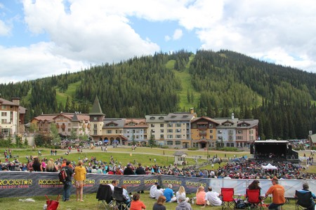 Free Sun Peaks Summer Concert Series