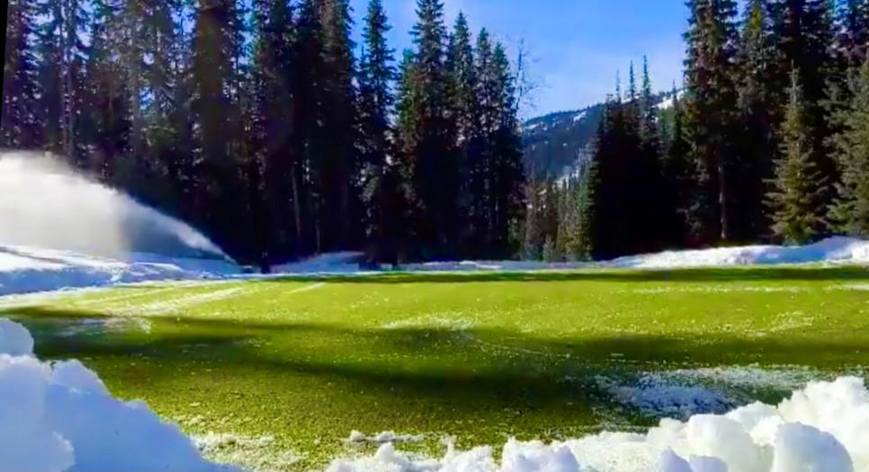 Sun Peaks Golf Vacations