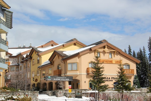 Hearthstone Lodge at Sun Peaks Resort