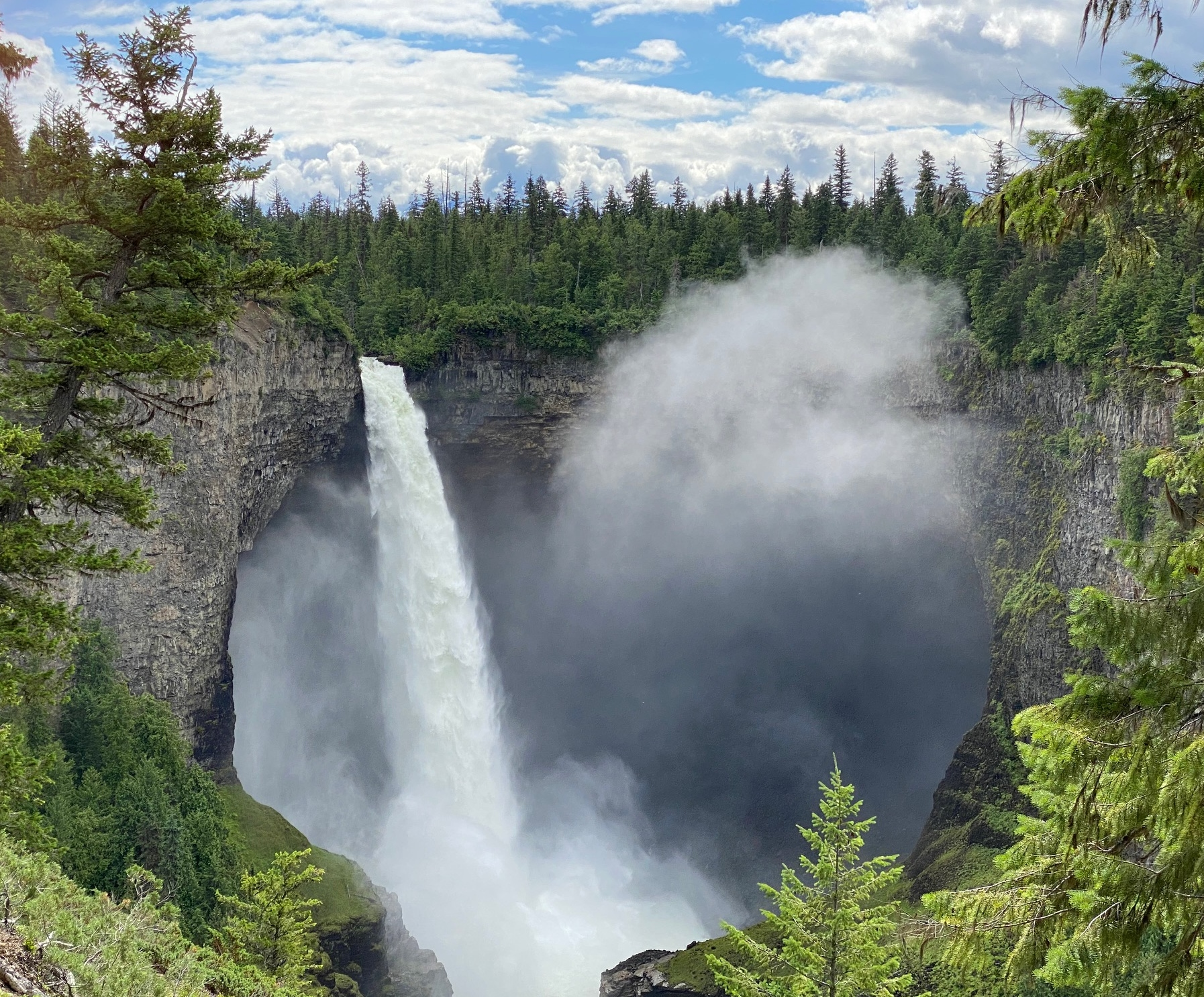 Wells Gray Day Trip from Sun Peaks