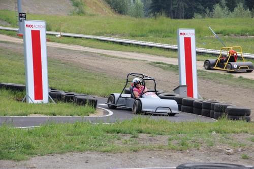 Sun Peaks Go Karts Adrenaline Fueled Downhill Go Carts