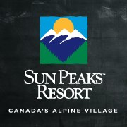 Logo copyright Sun Peaks Resort Corporation