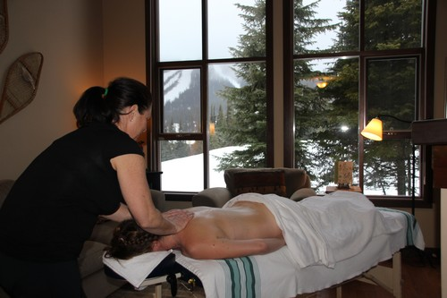 In Suite Mobile Massage at Sun Peaks