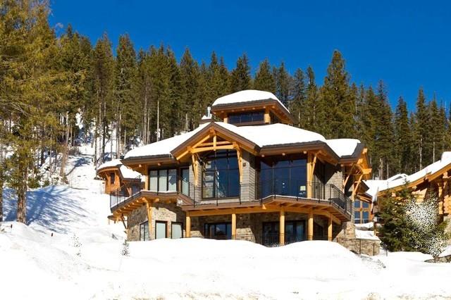 Best Sun Peaks chalet - Moosehead Lodge