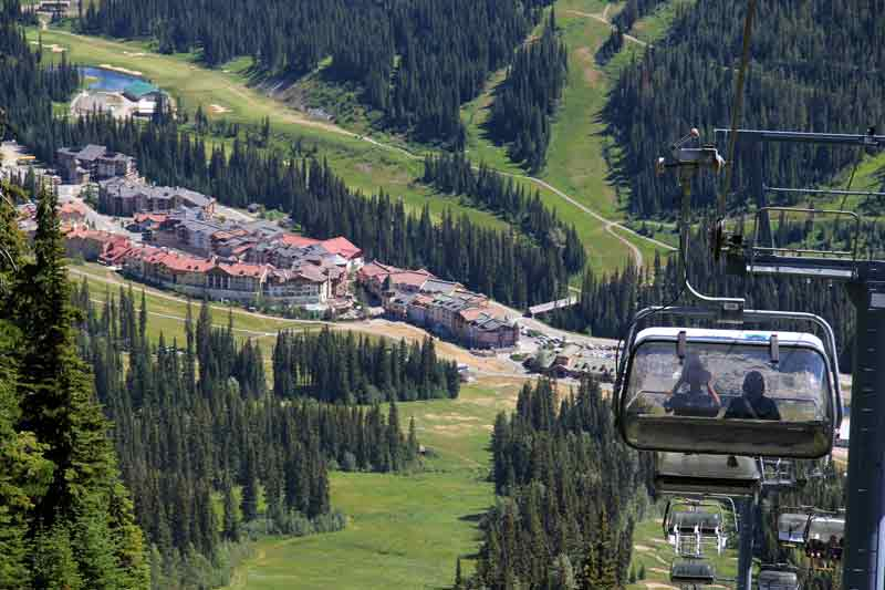 Investing in Recreational Property at Sun Peaks Resort