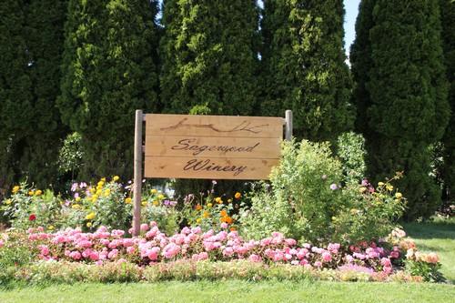 Sagewood Winery - part of Kamloops Wine Trail