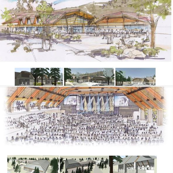 Expanded and improved Sun Peaks Sports & Entertainment complex coming soon