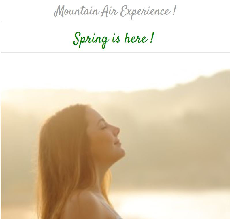 Spring special at Sun Peaks
