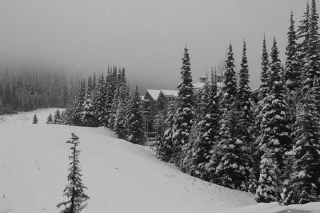 BestSunPeaks condo winter view