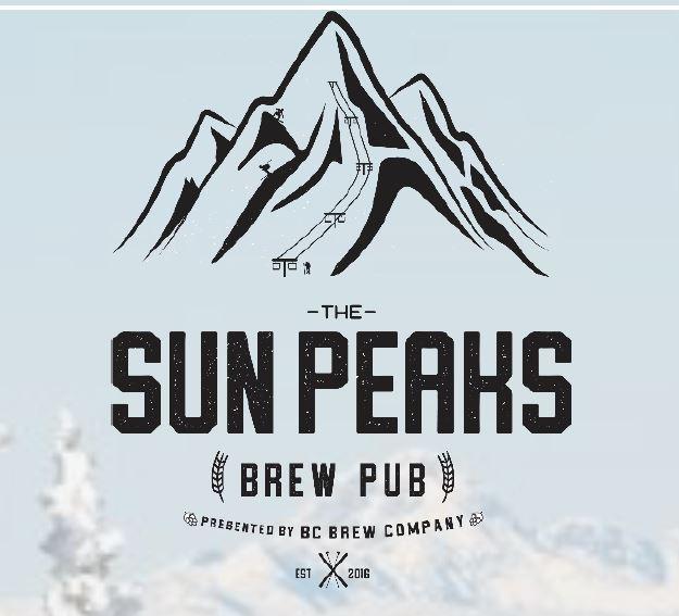 Sun Peaks brew pub logo