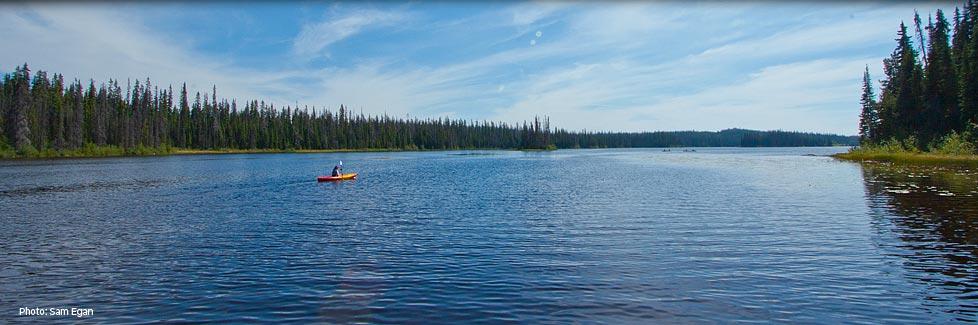 Sun Peaks Kayak Rentals