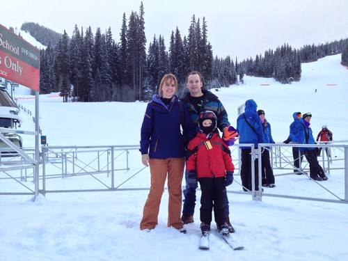 Kids childminding and camps at Sun Peaks Resort - so family friendly!