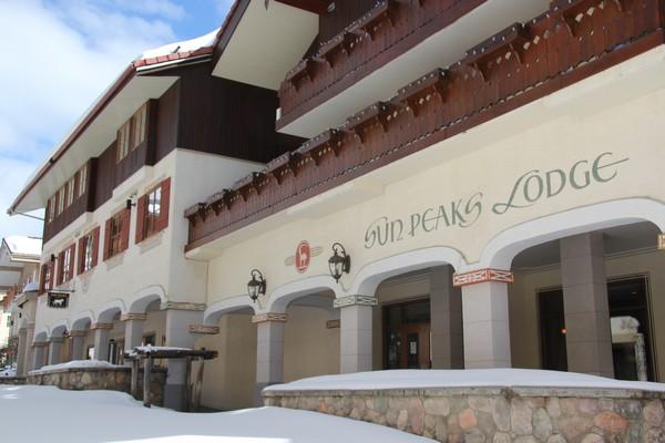 Sun Peaks Lodge at Sun Peaks Resort