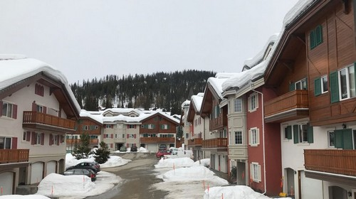 Sun Peaks Timberline Village Townhouse