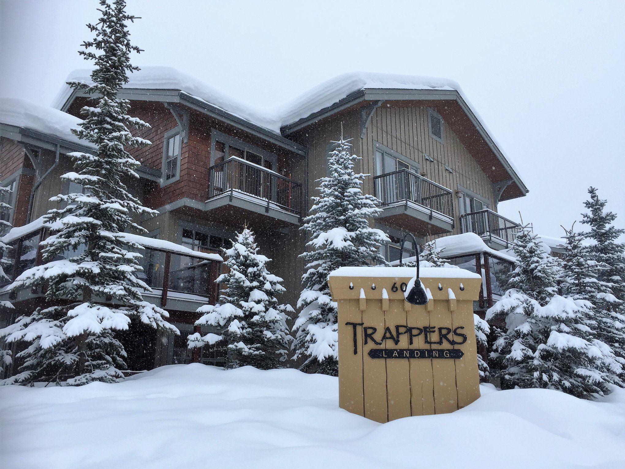 Trapper's Landing Townhome Sun Peaks Resort