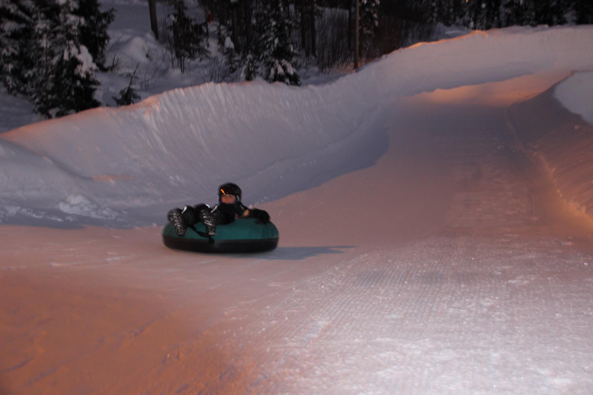 Sun Peaks Tube Park Awesome Fun For All Ages