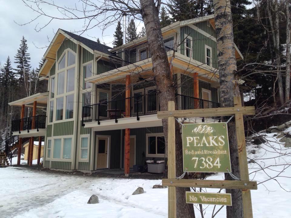 custom wood vacation rental property sign