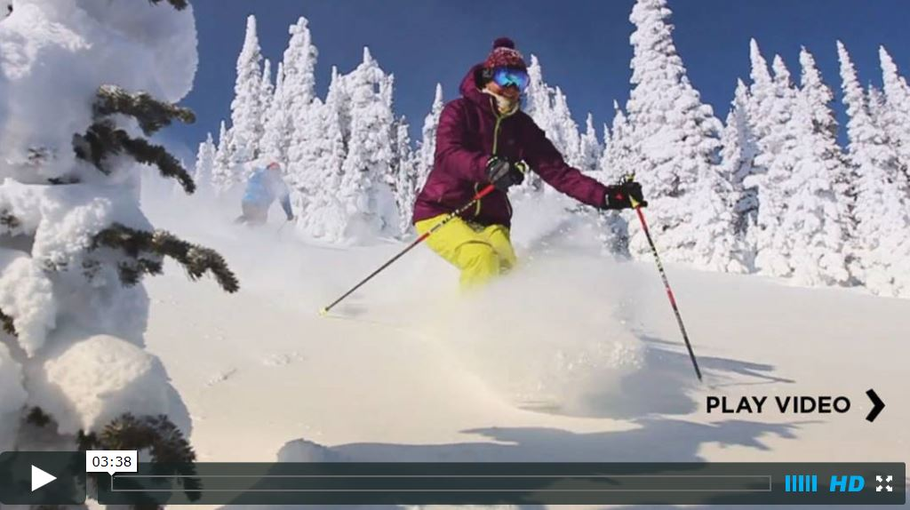 Sun Peaks Winter Activities video