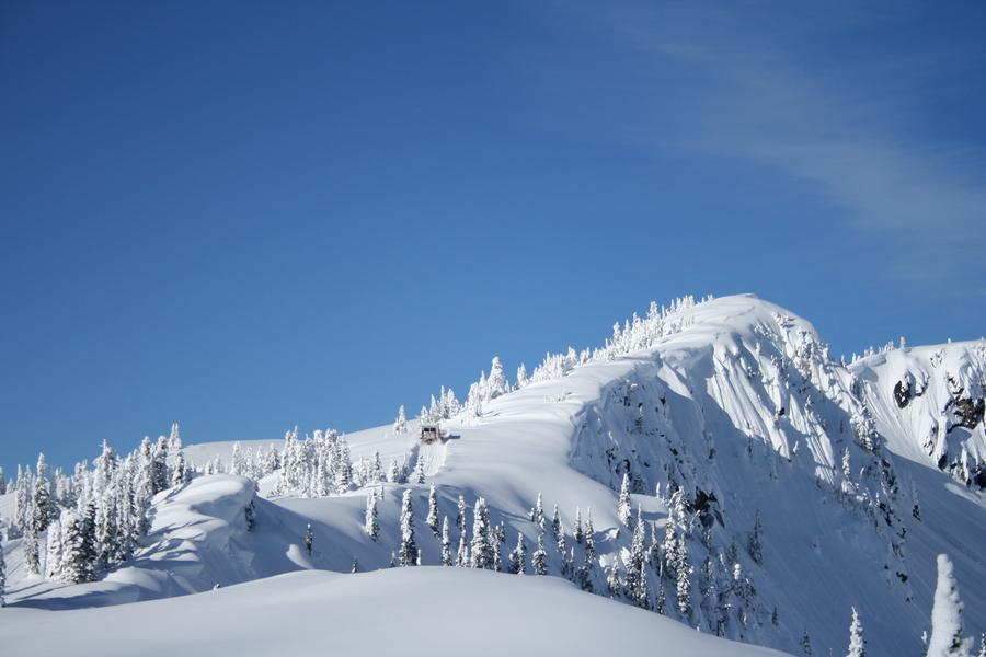 Sun Peaks Cat Skiing with K3 Cat Ski (photo courtesy K3 Cat Ski)