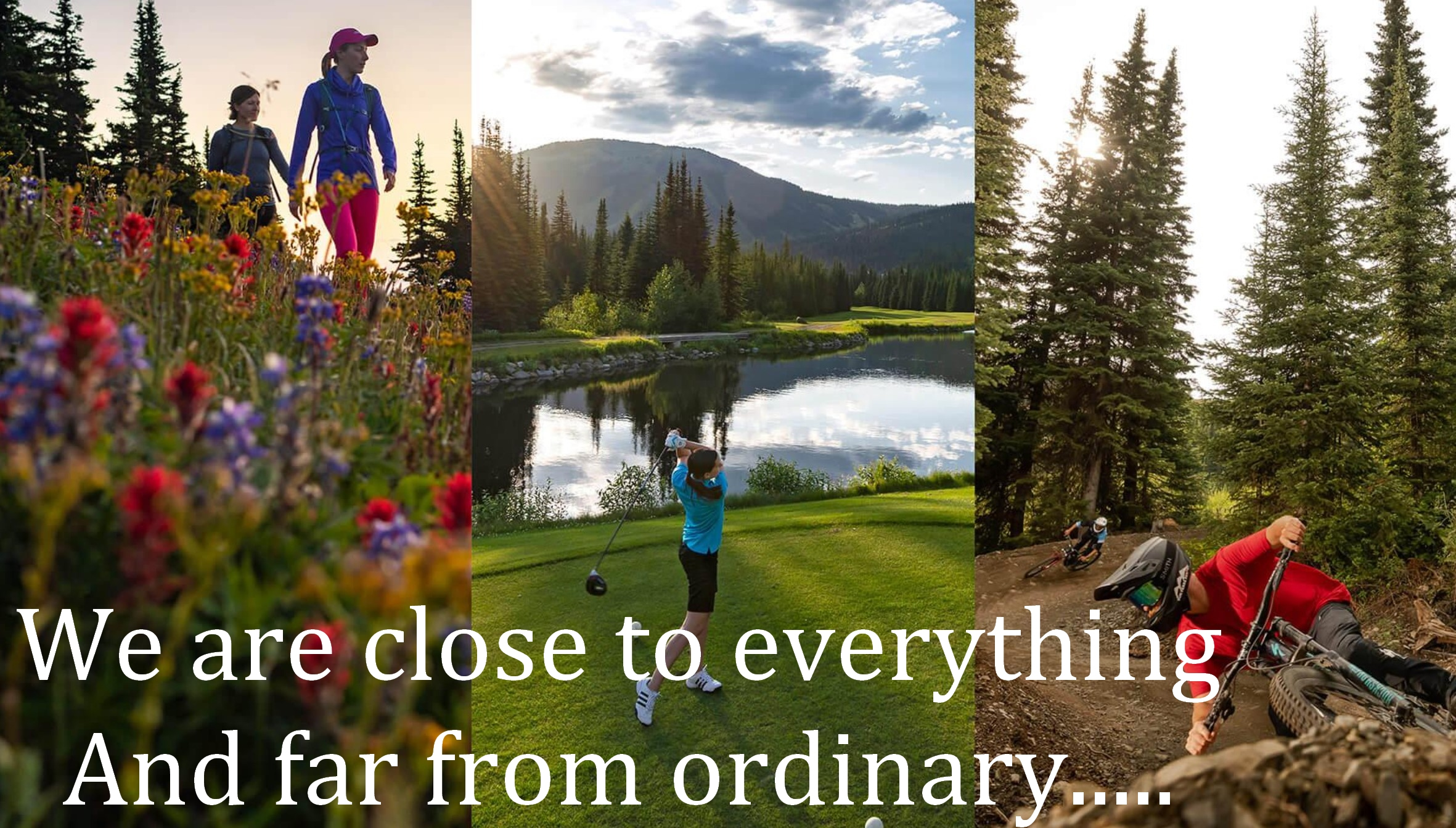 Far from ordinary Sun Peaks Vacation Rentals