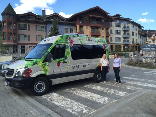 Sun Peaks Winery and Waterfall Tours